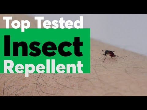 Consumer Reports Top-Rated Insect Repellents | Consumer Reports