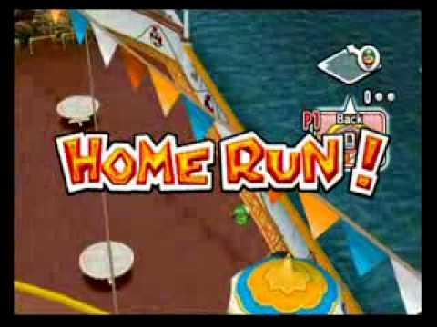 Mario Super Sluggers Request All Home Run Celebrations
