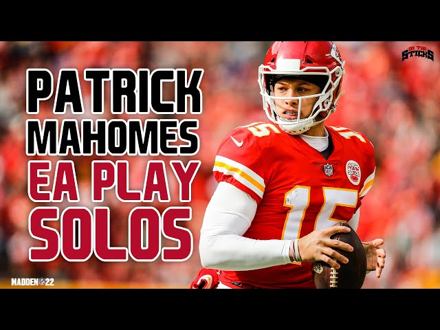 Madden 22 Ultimate Team Patrick Mahomes Early Access Solos + First Elite Pull!