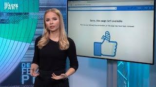 Правительство Германии проводит цензуру руками Facebook [Голос Германии]