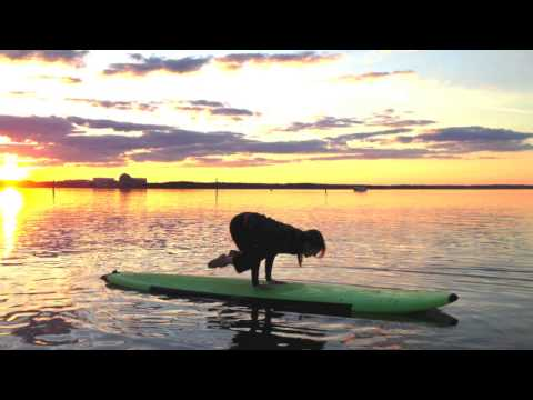 SUP YO! Stand Up Paddleboard Yoga