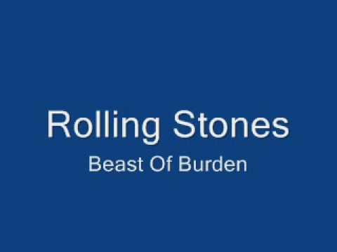 Rolling Stones-Beast Of Burden