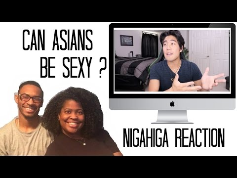 Couple Reacts To CAN ASIANS BE SEXY ? / NIGAHIGA-