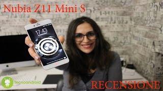 Nubia Z11 Mini S - recensione completa