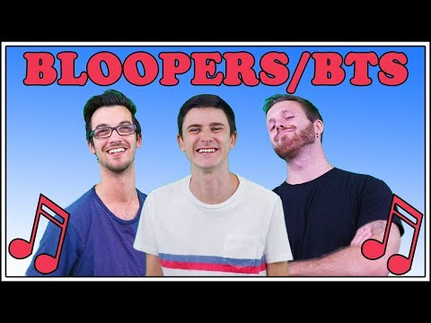 Omegle & Battle Bloopers!! (ft. Frank & Zach)