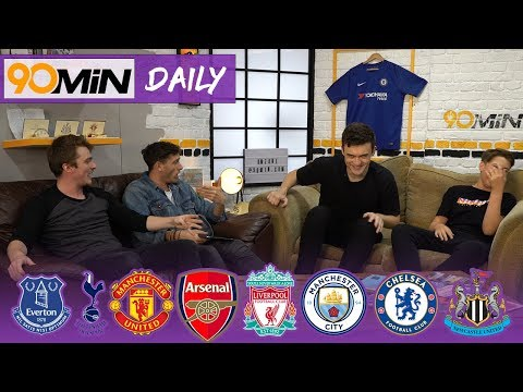 Does Koeman need to leave Everton!? | Watford to beat Chelsea after Palace defeat!? | 90min Daily