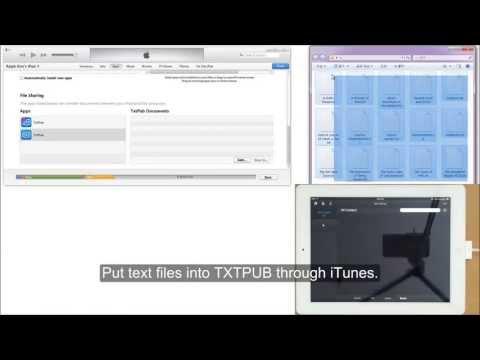 TXTPUB - Text To Ebook(epub) Conversion