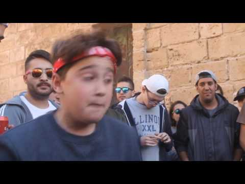 Cala VS Sultán H (BATALLÓN) | OCTAVOS | AllRap Battle
