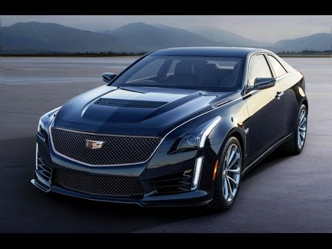 2016 cadillac cts v specs review price youtube. Black Bedroom Furniture Sets. Home Design Ideas