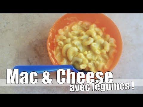 macaronis-au-fromage-avec-légumes-cachés-(recette-pour-enfant)