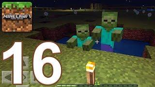 Minecraft: Pocket Edition - Gameplay Walkthrough Part 16 - Survival (iOS, Android)