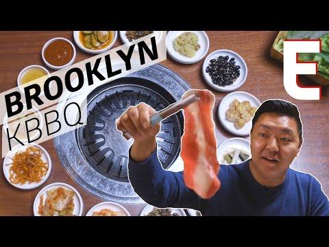 The Best Korean Barbecue Nights End In Karaoke — K-Town