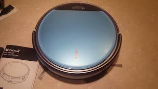 Robot Proscenic 811GB - Recensione ITA  - Aspirapolvere/Vacuum cleaner