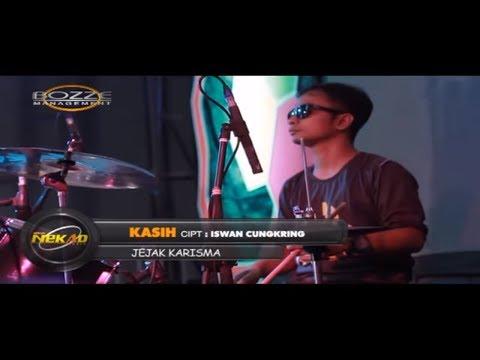 KASIH - JEJAK KARISMA [ OFFICIAL MUSIC VIDEO ]