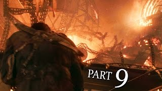 The Order 1886 Walkthrough Part 9 - GOING DOWN !!! (PS4 Exclusive Gameplay)