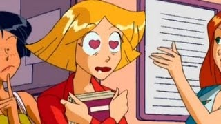 Totally Spies   Clover in Love
