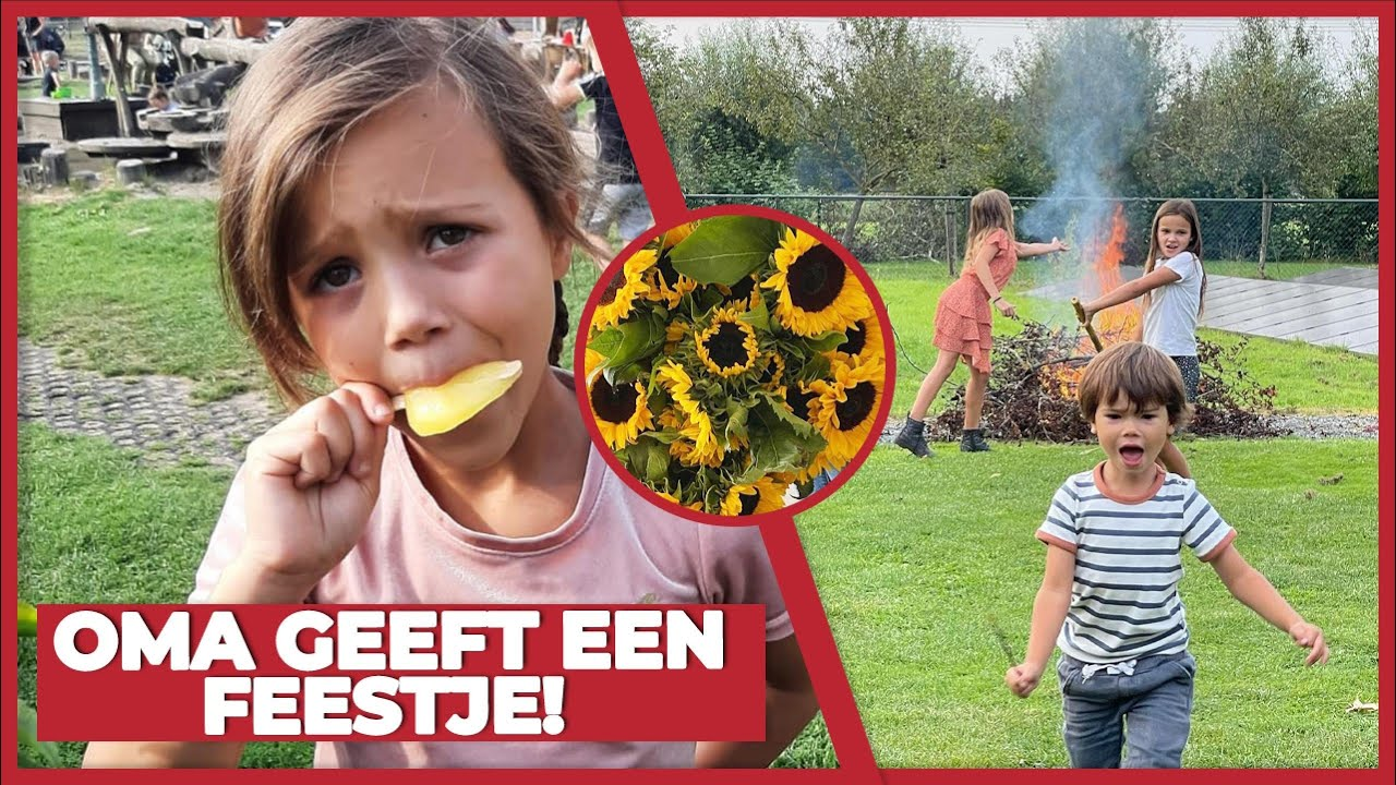 Download OMA GEEFT EEN FEESTJE!! - #1127