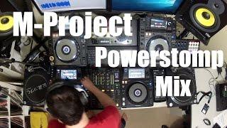 DJ Cotts - M-Project Powerstomp Mix