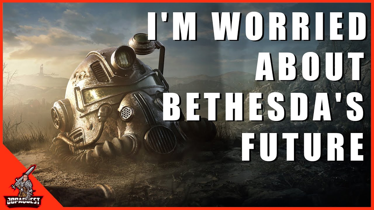 Download What's Happened to Bethesda Game Studios?