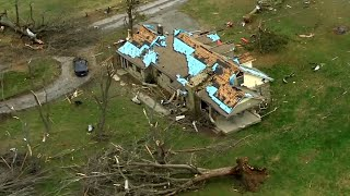 Storms, Tornadoes Kill 5 in Midwest