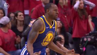 Andre Iguodala Ices Game 2 With 3-Point Dagger | NBA Finals