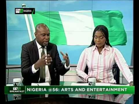 Nigeria @56: Art and Entertainment