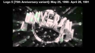 Universal Pictures Logo History 1927-2012 [HD]