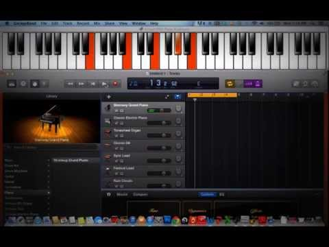 Holy Spirit Jesus Culture Piano Tutorial W Oceans Youtube