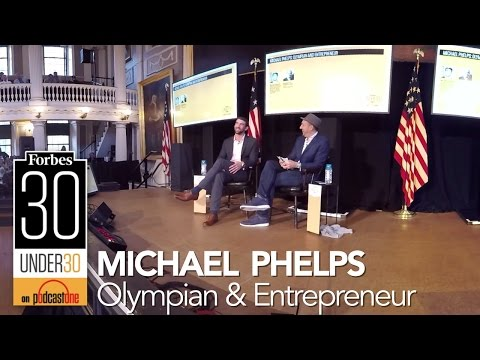 Forbes 30 Under 30 Summit | Michael Phelps 360°
