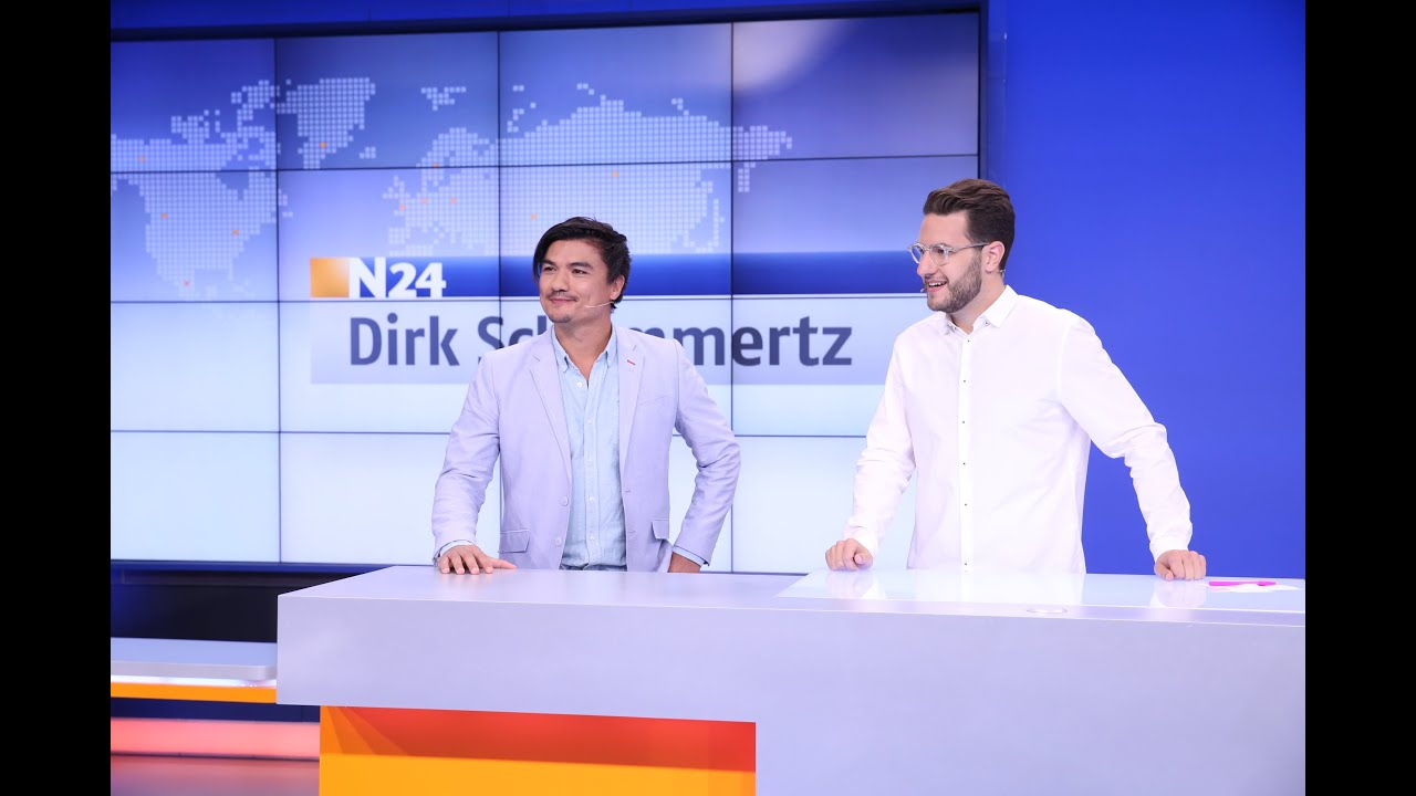 N24 Now N24 Ifa 2014 N24 Faces Dirk Schommertz Youtube