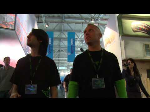 Razer @ GamesCom 2011 - Day 1