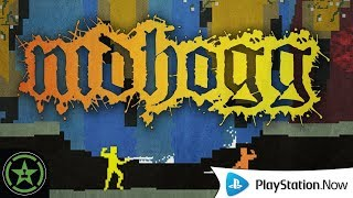 Let's Play on PlayStation Now: Nidhogg