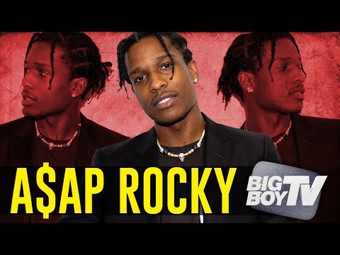 A$AP Rocky on Staying Sober, Bra Collection, Soulja Boy + MORE!