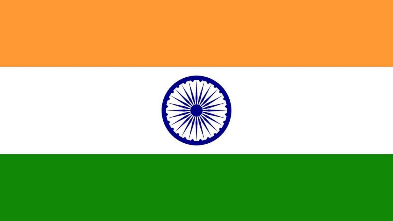 Indian Flag With Different Views: Evolution Of Indian Flag