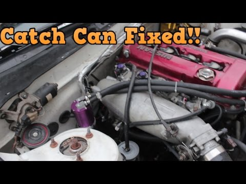 CATCH CAN FIX + ORION SKIDS!!