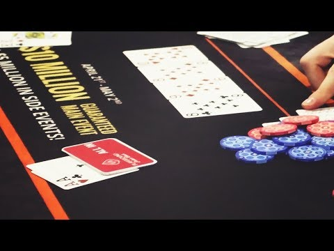 $10,000,000 GTD Playground Poker Montreal Day 2A + Antonio Park