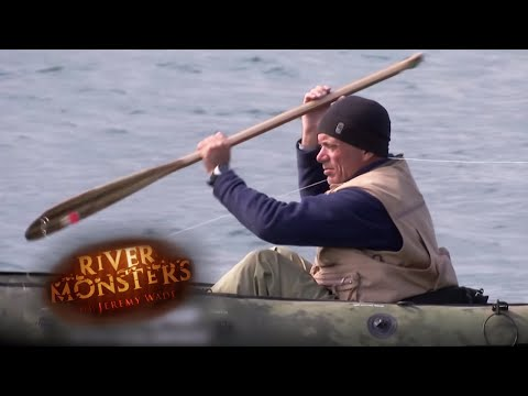 Investigating Alaskan Myths - River Monsters