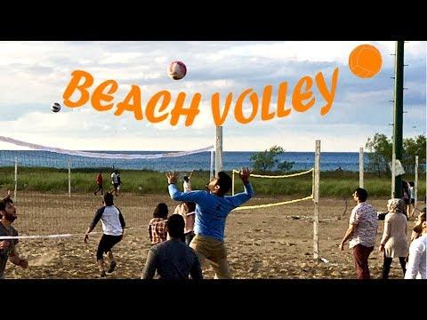 Teaser Beach Volleyball Iftar Ramadan 2017 Montrose Chicago