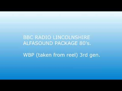 Radio Lincolnshire 80's Jingle Package