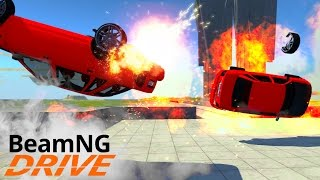Зона Краш Теста - BeamNG.drive