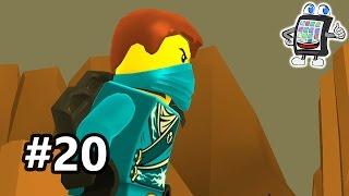 LEGO NINJAGO Deutsch WU CRU #20 - LLOYDS HOLO-LOG MIT GEHEIMER BOTSCHAFT!
