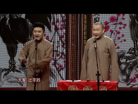 江苏卫视2017鸡年春晚 相声《手机畅想曲》 王声 苗阜