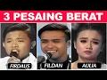 Firdaus Sumenep & Aulia Pontianak Pesaing terberat Fildan di DA4