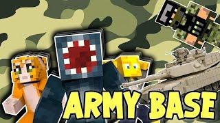 Minecraft - Crazy Craft 2.2 - Army Base! [42]