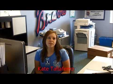 Rome Braves Internship Video 2015
