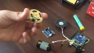Arduino ile Sesinizi Kaydedin !  -Arduino ile ISD1820 Modülü Kullanımı