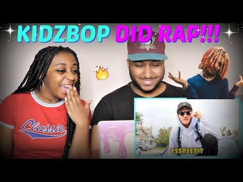 """If Kidzbop Did Rap Vol.3"" By RobertEntertains REACTION!!"