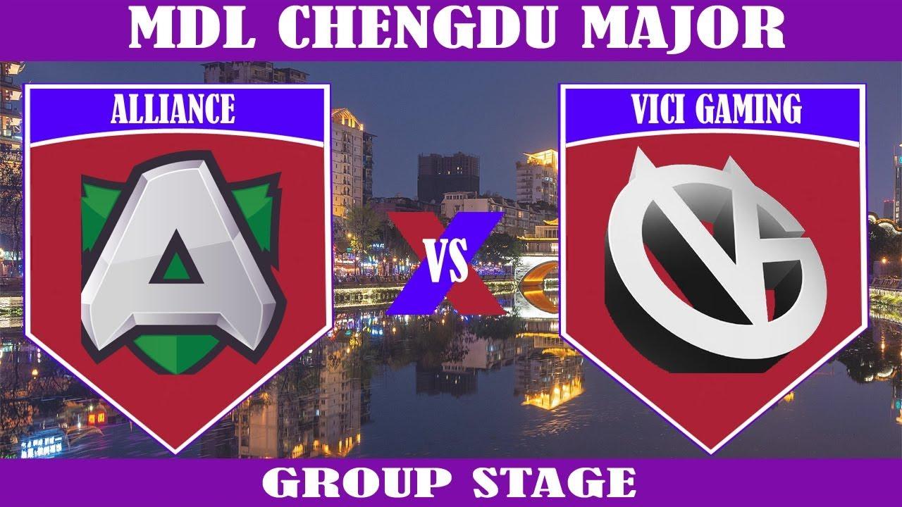 Kết quả hình ảnh cho mdl chengdu major vici gaming