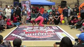Kiyo vs Mai - FINAL BGIRL * THE BATTLE 4070