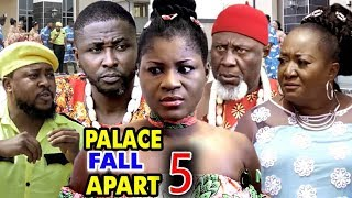 PALACE FALL APART SEASON 5 - (New Movie) 2020 Latest Nigerian Nollywood Movie Full HD